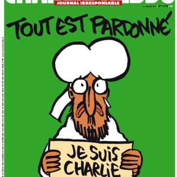 Charlie Hebdo ausverkauft!